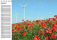 Vier Jahreszeiten im Land Brandenburg (Tischkalender 2019 DIN A5 quer) - Produktdetailbild 6