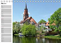 Vier Jahreszeiten im Land Brandenburg (Tischkalender 2019 DIN A5 quer) - Produktdetailbild 5