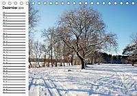 Vier Jahreszeiten im Land Brandenburg (Tischkalender 2019 DIN A5 quer) - Produktdetailbild 12