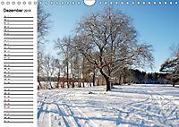 Vier Jahreszeiten im Land Brandenburg (Wandkalender 2019 DIN A4 quer) - Produktdetailbild 12