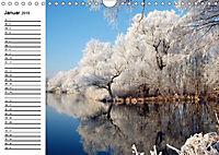 Vier Jahreszeiten im Land Brandenburg (Wandkalender 2019 DIN A4 quer) - Produktdetailbild 11