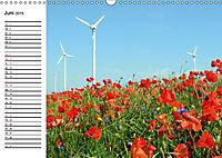 Vier Jahreszeiten im Land Brandenburg (Wandkalender 2019 DIN A3 quer) - Produktdetailbild 6