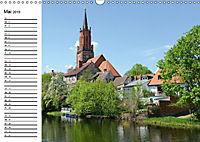 Vier Jahreszeiten im Land Brandenburg (Wandkalender 2019 DIN A3 quer) - Produktdetailbild 5