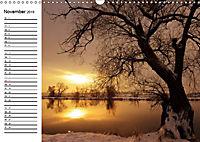 Vier Jahreszeiten im Land Brandenburg (Wandkalender 2019 DIN A3 quer) - Produktdetailbild 11
