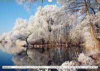 Vier Jahreszeiten im Land Brandenburg (Wandkalender 2019 DIN A3 quer) - Produktdetailbild 1