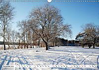 Vier Jahreszeiten im Land Brandenburg (Wandkalender 2019 DIN A3 quer) - Produktdetailbild 12