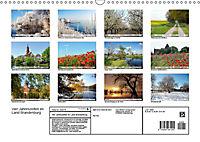 Vier Jahreszeiten im Land Brandenburg (Wandkalender 2019 DIN A3 quer) - Produktdetailbild 13