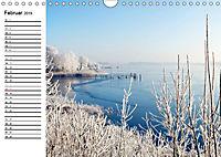 Vier Jahreszeiten im Land Brandenburg (Wandkalender 2019 DIN A4 quer) - Produktdetailbild 2
