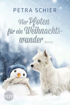 Vier Pfoten für ein Weihnachtswunder, Petra Schier