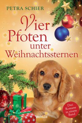 Vier Pfoten unter Weihnachtssternen, Petra Schier
