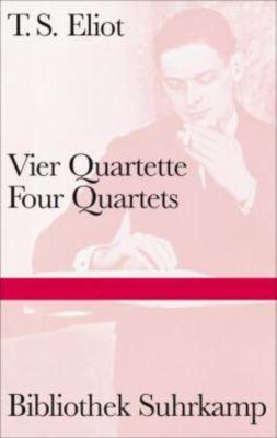Vier Quartette - T. S. Eliot pdf epub