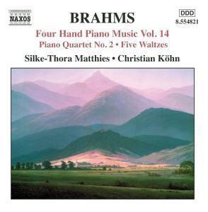 Vierhändige Klaviermusik V.14, Silke-Thora Matthies, Chr. Köhn