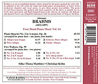 Vierhändige Klaviermusik V.14 - Produktdetailbild 1