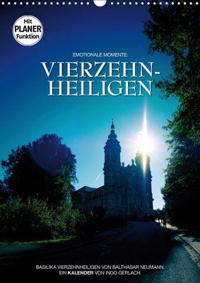 Vierzehnheiligen (Wandkalender 2019 DIN A3 hoch), Ingo Gerlach