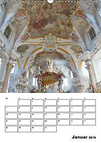 Vierzehnheiligen (Wandkalender 2019 DIN A3 hoch) - Produktdetailbild 1