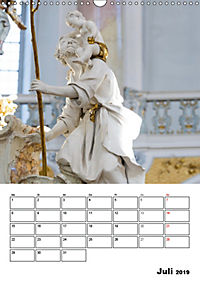 Vierzehnheiligen (Wandkalender 2019 DIN A3 hoch) - Produktdetailbild 7