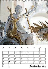 Vierzehnheiligen (Wandkalender 2019 DIN A3 hoch) - Produktdetailbild 9