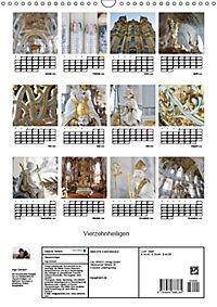 Vierzehnheiligen (Wandkalender 2019 DIN A3 hoch) - Produktdetailbild 13