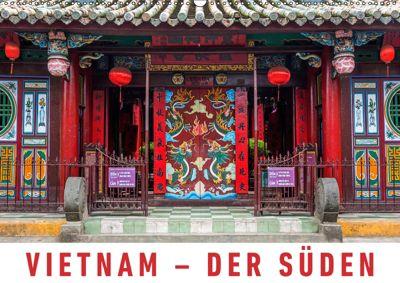 Vietnam - Der Süden (Wandkalender 2019 DIN A2 quer), Martin Ristl