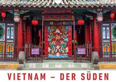 Vietnam - Der Süden (Wandkalender 2019 DIN A4 quer), Martin Ristl