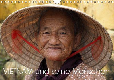 Vietnam und seine Menschen (Wandkalender 2019 DIN A4 quer), Ronald Siller