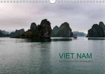 VIETNAM (Wall Calendar 2019 DIN A4 Landscape), N N