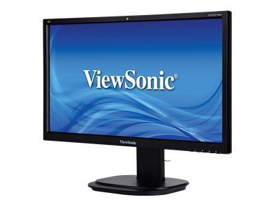 VIEWSONIC VG2437SMC 60,96cm 24Zoll TFT Display Full-HD Webcam mit VGA DVI Display 2x USB Mikrofon Lautsprecher Full Ergonomic Stand