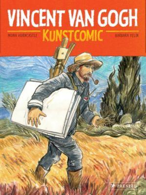 Vincent van Gogh Kunst-Comic, Mona Horncastle, Barbara Yelin