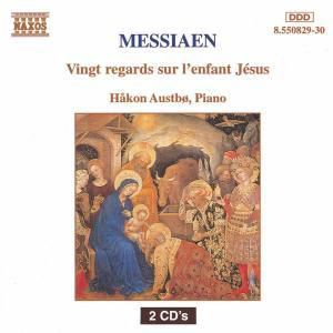 Vingt Regards Sur L'Enfant Jesus, Hakon Austbo