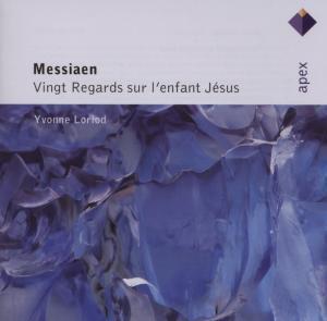 Vingt Regards Sur L'Enfant-Jesus, Yvonne Loriod