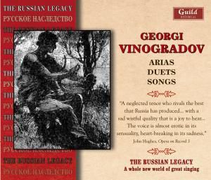 Vinogradov Russian Legacy, Georgi Vinogradov
