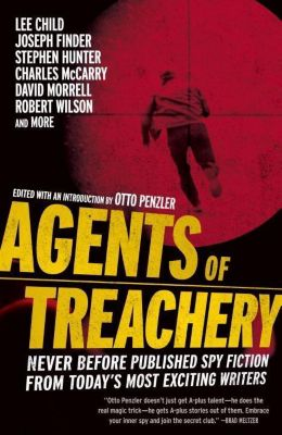 Vintage Crime/Black Lizard: Agents of Treachery, Otto Penzler