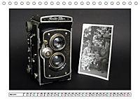Vintage-Kameras (Tischkalender 2019 DIN A5 quer) - Produktdetailbild 5