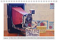 Vintage-Kameras (Tischkalender 2019 DIN A5 quer) - Produktdetailbild 10