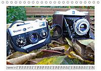 Vintage-Kameras (Tischkalender 2019 DIN A5 quer) - Produktdetailbild 9
