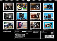 Vintage-Kameras (Wandkalender 2019 DIN A3 quer) - Produktdetailbild 13