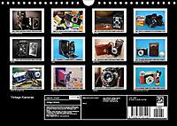 Vintage-Kameras (Wandkalender 2019 DIN A4 quer) - Produktdetailbild 13