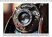Vintage-Kameras (Wandkalender 2019 DIN A4 quer) - Produktdetailbild 11