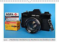 Vintage-Kameras (Wandkalender 2019 DIN A4 quer) - Produktdetailbild 4