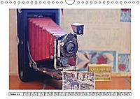 Vintage-Kameras (Wandkalender 2019 DIN A4 quer) - Produktdetailbild 10