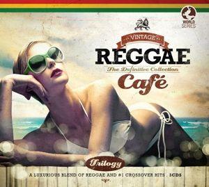 Vintage Reggae Cafe - Trilogy, Diverse Interpreten