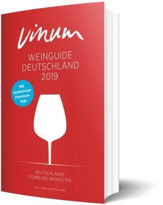 VINUM Weinguide Deutschland 2019 -  pdf epub