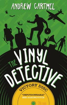 Vinyl Detective: The Vinyl Detective - Victory Disc, Andrew Cartmel