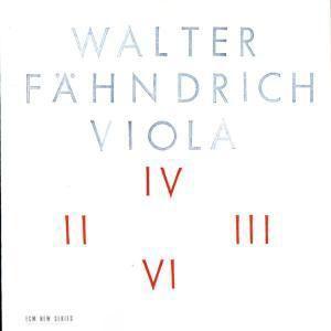 Viola, Walter Fähndrich