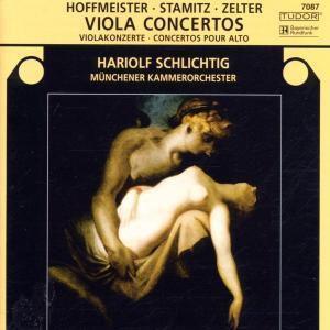 Viola Concertos, Carl Stamitz, Franz Anton Hoffmeister, Karl Fr. Zelter