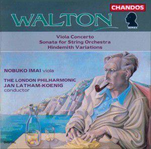 Violakonzert/Variations On A, Imai, Latham-König, Lpo
