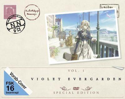Violet Evergarden - Staffel 1 - Vol. 1 Limited Special Edition, Diverse Interpreten