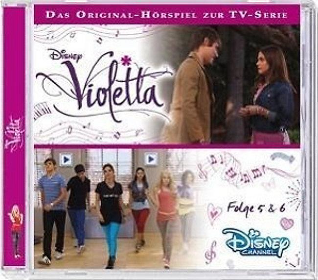 Weihnachtskalender Von Violetta.Violetta 1 Audio Cd Hörbuch Günstig Bei Weltbild De Bestellen