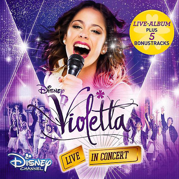 Violetta Live In Konzert