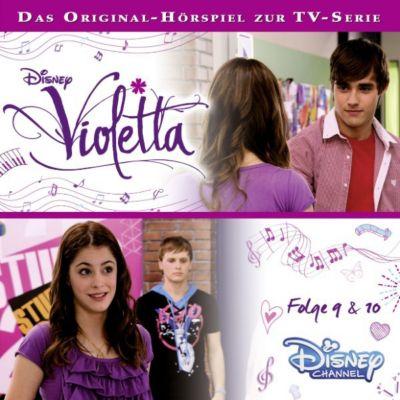 Violetta: Violetta - Folge 9 + 10, Marian Szymczyk, Katrin Wiegand